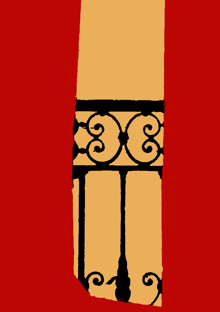 8a Port Vendres Thinking of Mackintosh