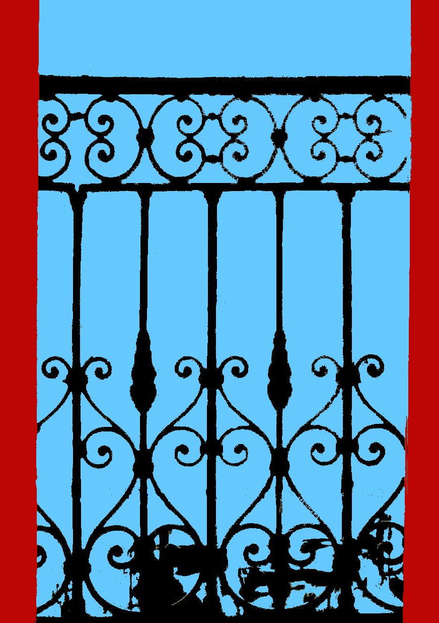 8c Port Vendres Thinking of Mackintosh 2